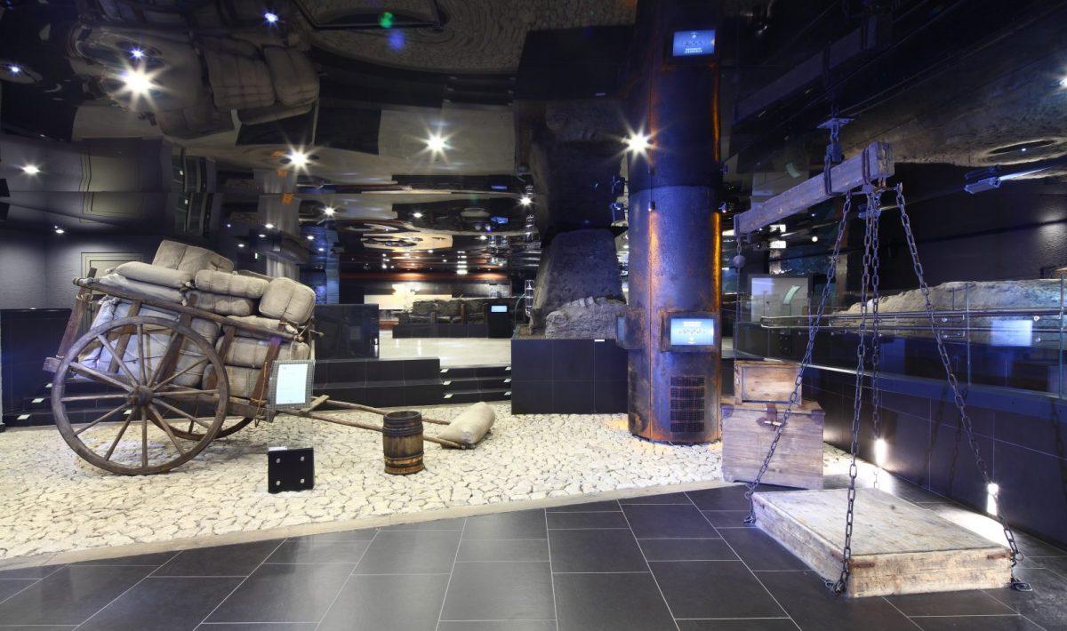 underground museum krakow
