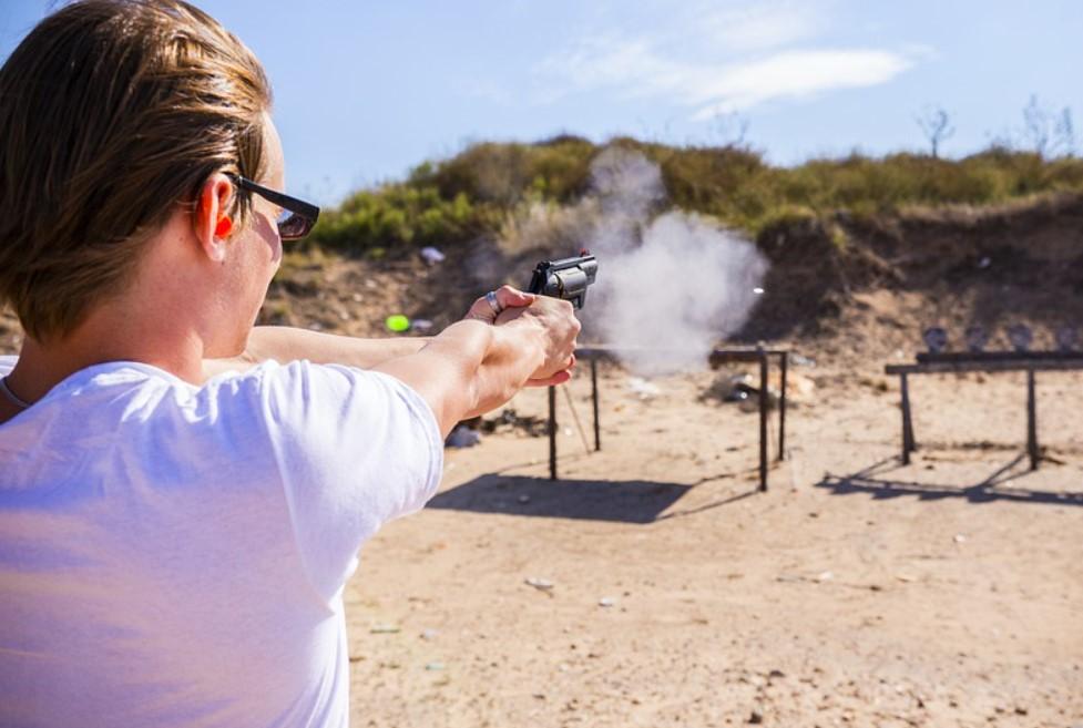 krakow gun range